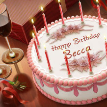 Happy Birthday Becca!