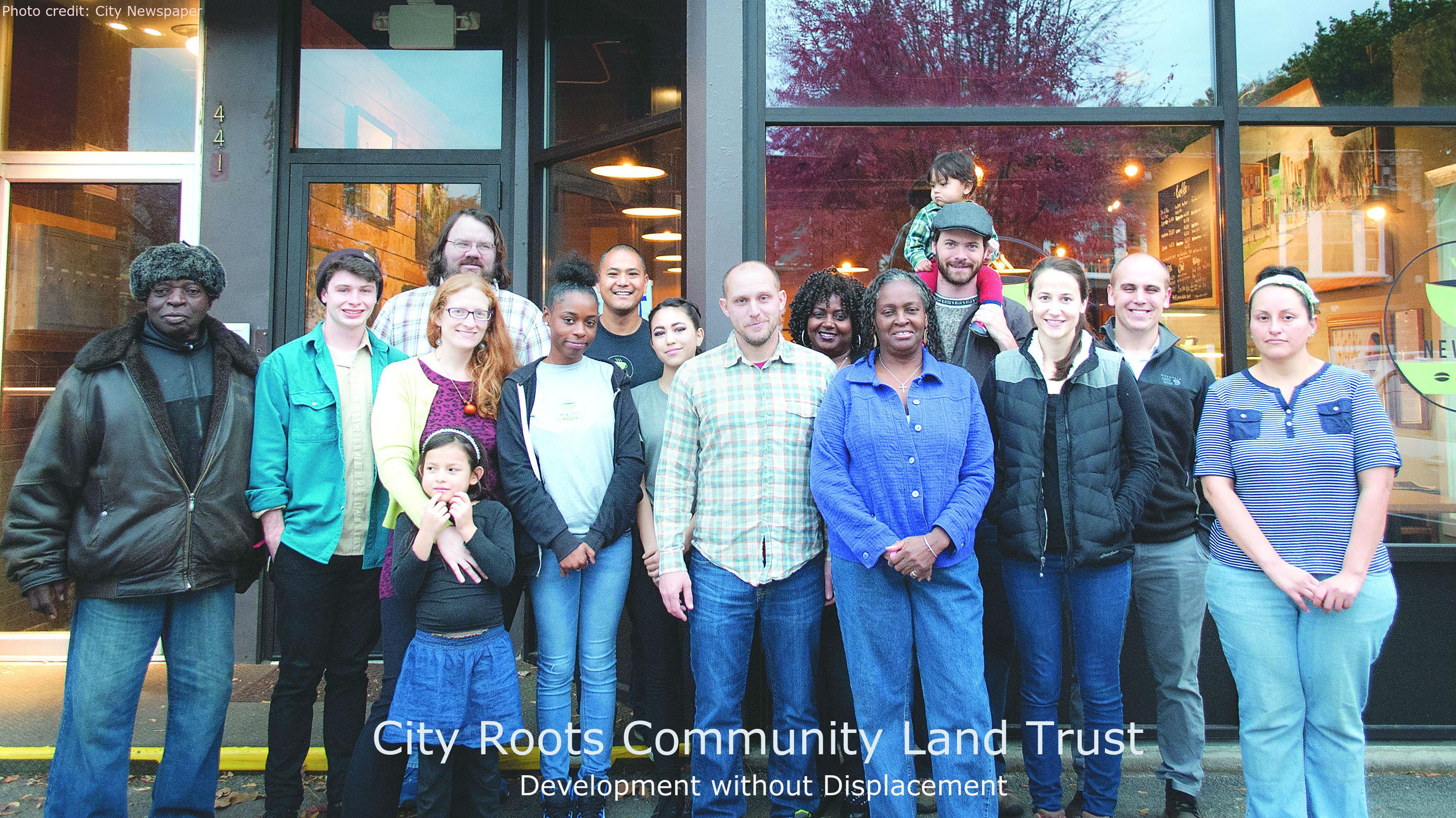 City Roots: LFC Members in City Newspaper